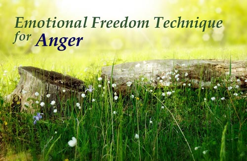 EFT for Anger